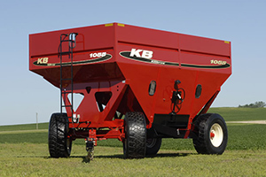 1065 High Capacity Grain Wagons