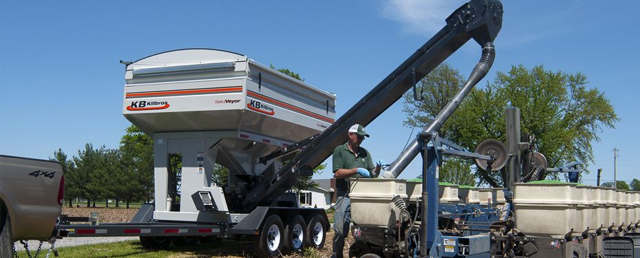 Seedveyor Seed Tender